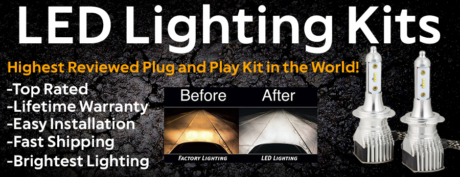 Request A Jeep Replacement Light Bulb Size Chart >> Headlight Experts Led Lighting Kits