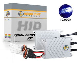 10000K Color Full Xenon HID Conversion Kit
