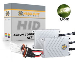 3000K Color Full Xenon HID Conversion Kit