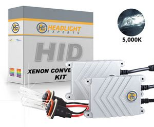 5000K Color Full Xenon HID Conversion Kit
