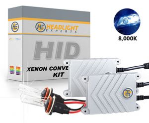 8000K Color Full Xenon HID Conversion Kit