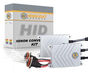 9007 Bi-Xenon HID Headlight Conversion Kit