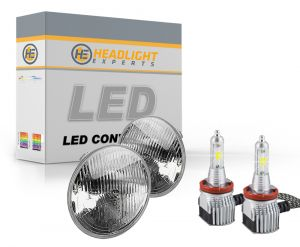 H6024 Dual Beam Sealed Beam LED Headlight Conversion Kit